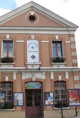 image de couverture de Office de Tourisme Seine Essonne