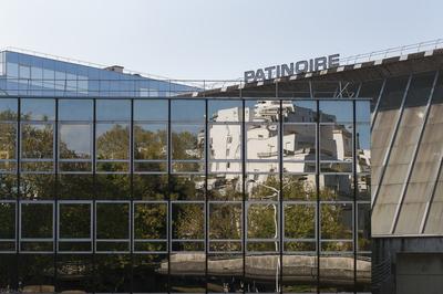 image de couverture de Patinoire François Le Comte