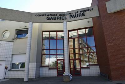image de couverture de Conservatoire Gabriel Fauré