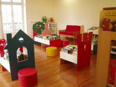 Bibliothèque municipale Marguerite Yourcenar