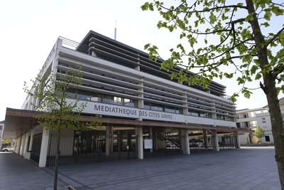 image de couverture de Médiathèque des Cités-Unies