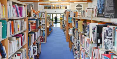 Bibliothèque municipale Gérard Philipe