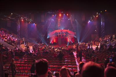 salle concert evry