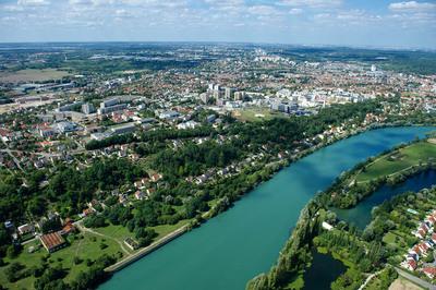 image de couverture de Grand Paris Sud