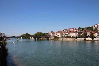 La Seine à Corbeil-Essonnes