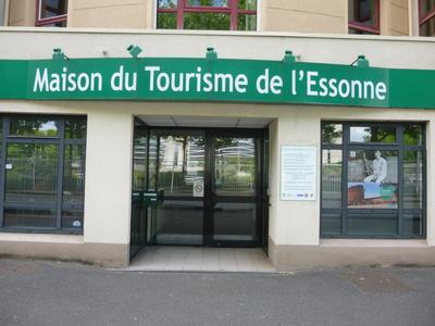 image de couverture de Comité Départemental du Tourisme en Essonne