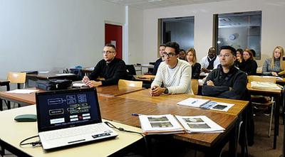 image de couverture de Conservatoire National des Arts et Métiers d'Evry