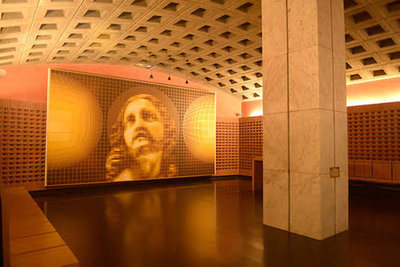 Le Christ - Vasarely