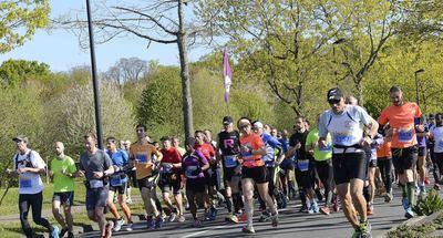 image de couverture de 1er mai : marathon et 10 km de Sénart