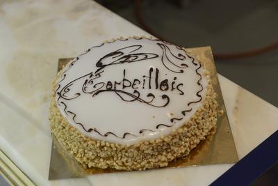 Le gâteau tradition.