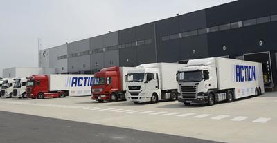 image de couverture de Logistique : avec Action, 600 emplois créés