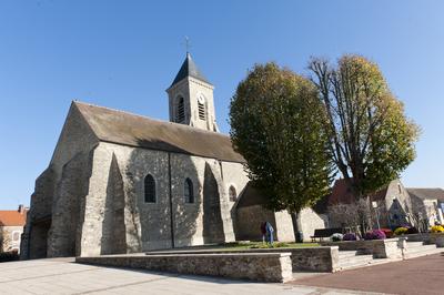 image de couverture de Eglise Saint Denis Saint Fiacre