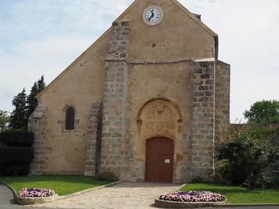 image de couverture de Eglise Saint Germain et Saint Vincent à Lisses