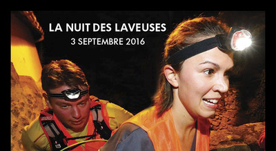 image de couverture de Samedi 3 septembre ne manquez pas le départ de La Nuit des Laveuses !