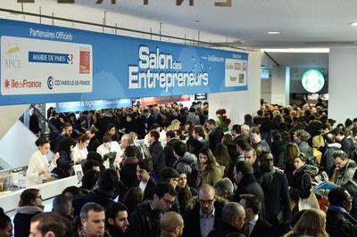 Grand paris sud la rencontre des porteurs de projets for Salon des entrepreneurs