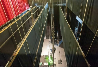 image de couverture de L'envers du décor du Théâtre de Corbeil-Essonnes