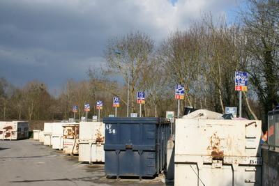 Déchetterie Combs-la-Ville