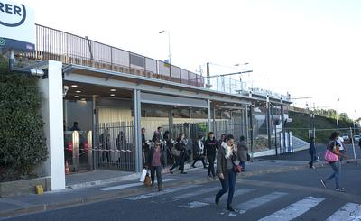 Gare Combs-la-Ville Quincy