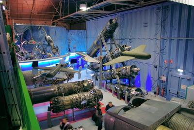Musée aéronautique et spatial Safran