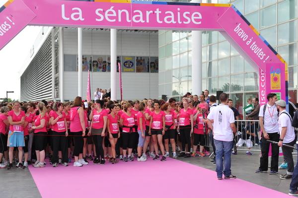 image de couverture de Course solidaire et féminine : La Sénartaise 2013