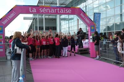 image de couverture de Course solidaire et féminine : La Sénartaise 2012
