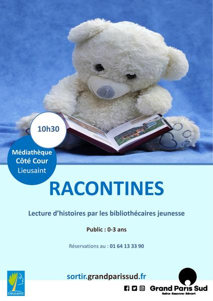 Affiche racontines neant jpeg