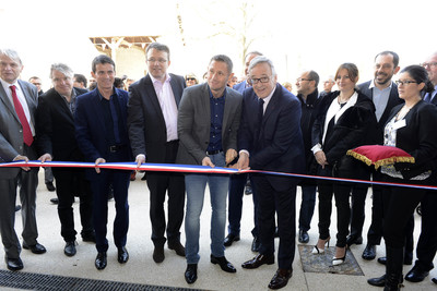 Inauguration salle Decauville