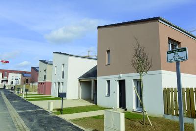 photo maison à énergie positive de Vert-Saint-Denis