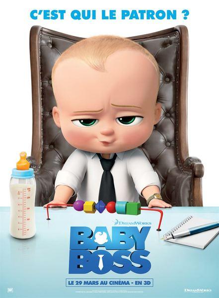 image de couverture de Baby Boss