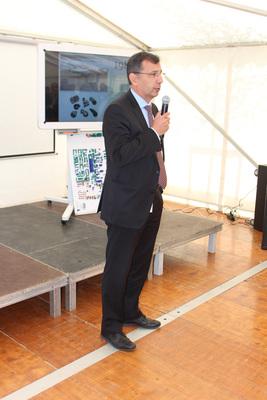 Karim Louanchi, directeur général d'ATI Interco