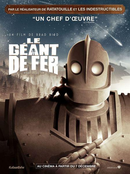 image de couverture de Le géant de fer