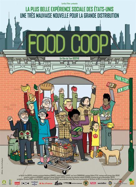 image de couverture de Projection unique du film Food Coop
