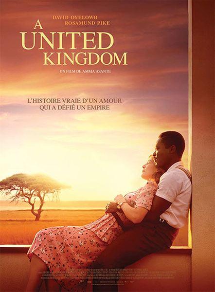 image de couverture de A United Kingdom