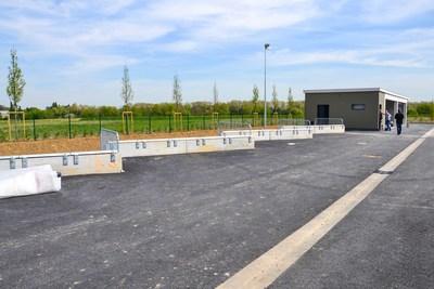 Eco-centre Coudray-Montceaux