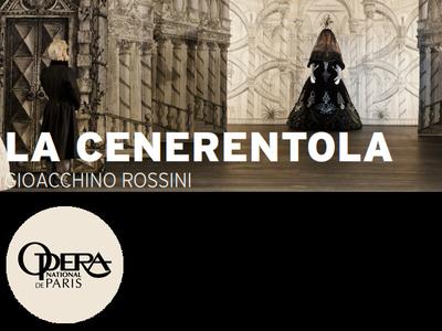 image de couverture de L'Opéra national de Paris en direct aux Cinoches La Cenerentola de Gioacchino Rossini – Opéra