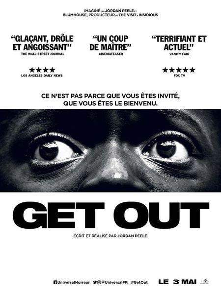 image de couverture de Get Out