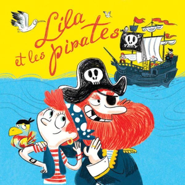 image de couverture de Lila et les pirates