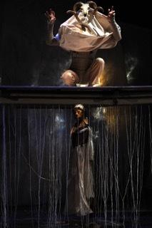 image de couverture de Au fil d'Œdipe – Théâtre et Marionnettes
