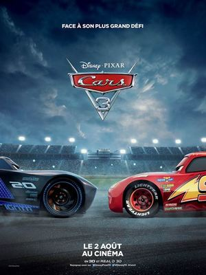 image de couverture de Cars 3