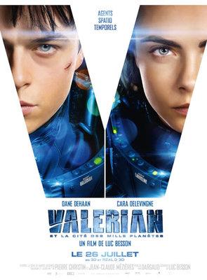 image de couverture de Valerian et la cité des mille Planètes