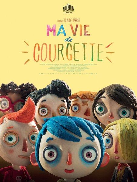 image de couverture de Ma vie de Courgette : les coulisses du film