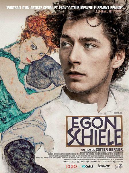 image de couverture de Ciné peinture : Egon Schiele