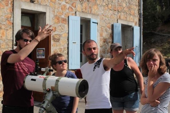 """image de couverture de Découverte de l'astronomie """"Première Etoile"""""""