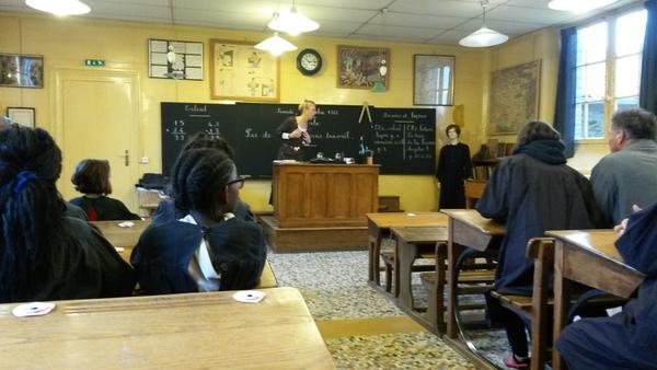 image de couverture de La maison d'école de Pouilly-le-Fort