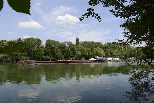 image de couverture de Parcours Friesé, étape 3 Evry, les berges de Seine
