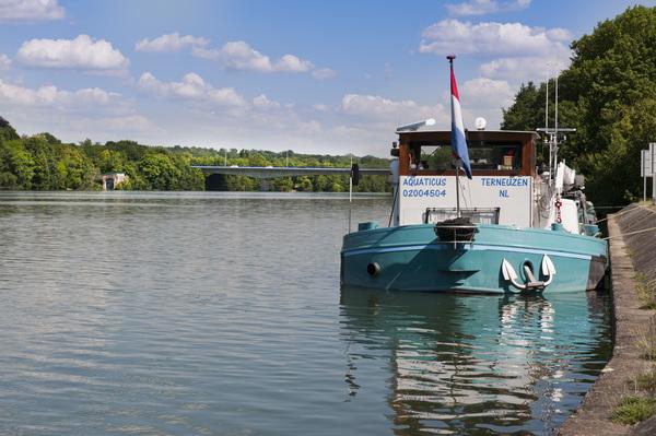 image de couverture de Embarquez sur une péniche pour une balade culturelle sur la Seine !