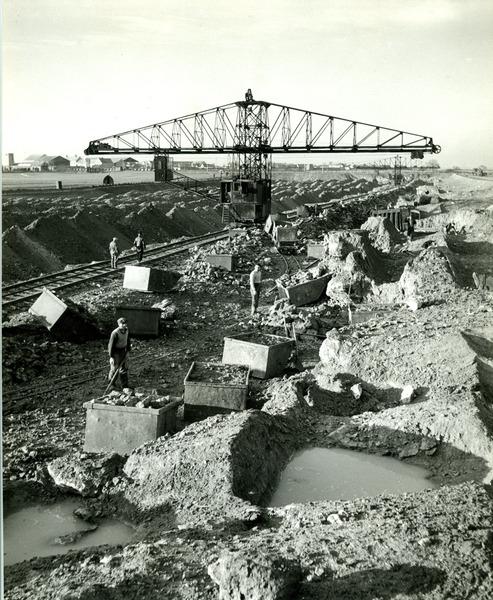 image de couverture de Balade urbaine « Grigny au temps de l'exploitation de la meulière et du sable »
