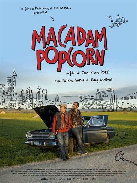image de couverture de Macadam popcorn - Rencontre / débat