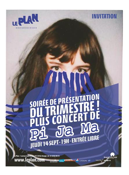 image de couverture de Présentation du trimestre + concert Pi Ja Ma