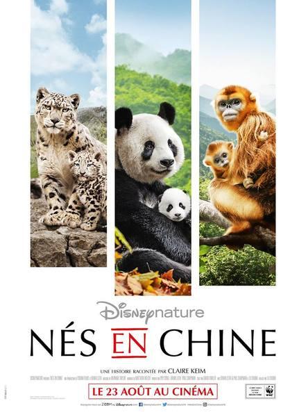 image de couverture de Nés en Chine